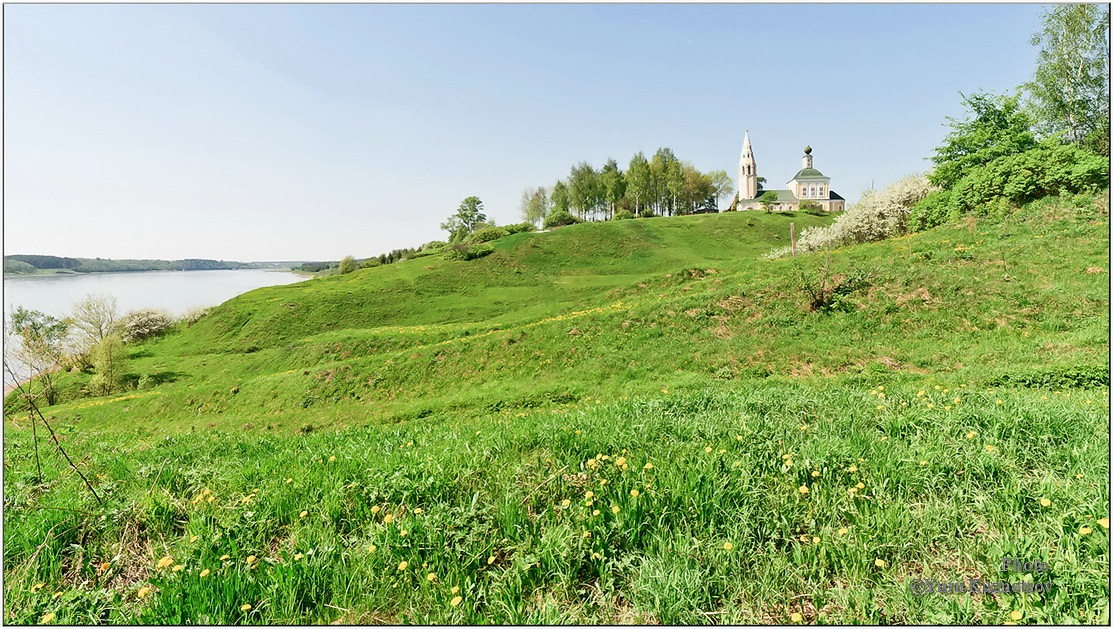 Троицкая+Волга