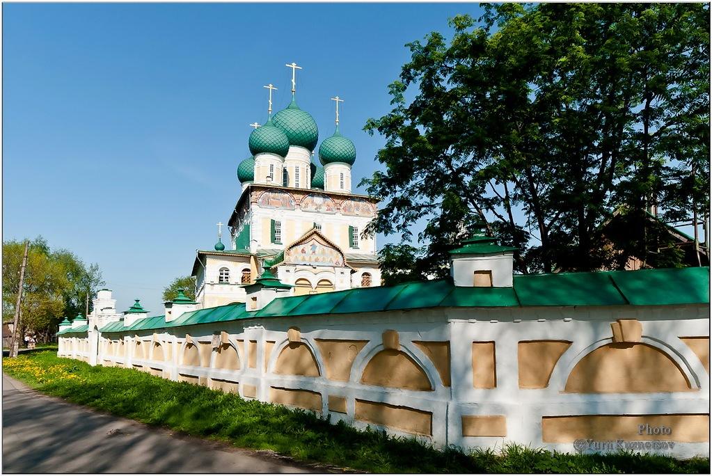 собор-забор