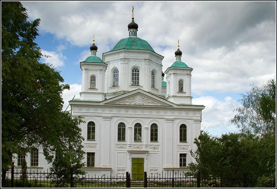 Вознесенский кафедральный собор в Кашине