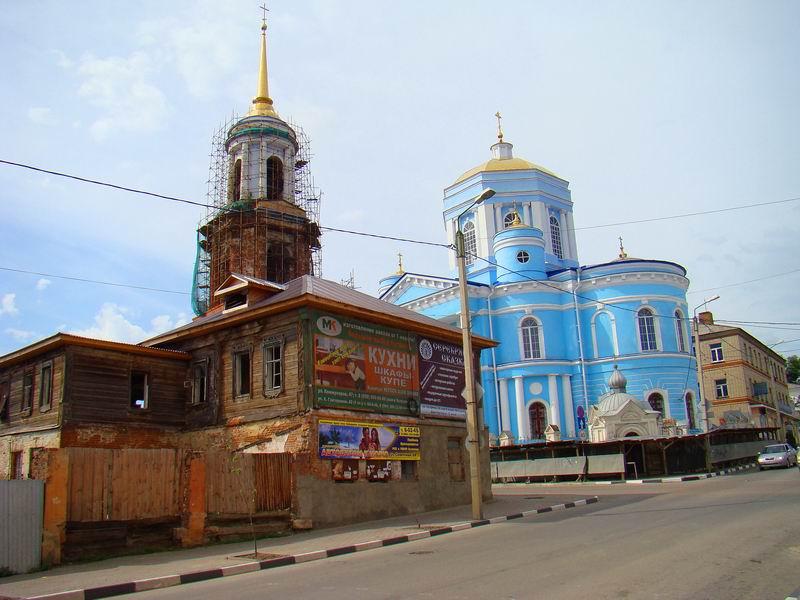 Елец Успенская церковь
