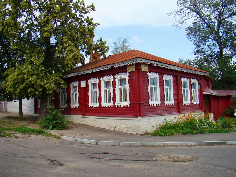 Елец Музей Бунина