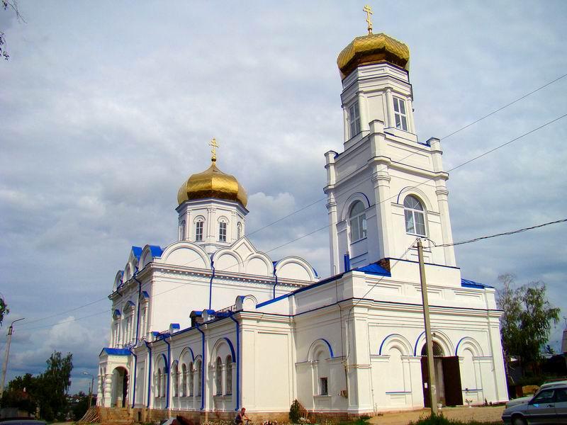 Елец Церковь Рождества Христова