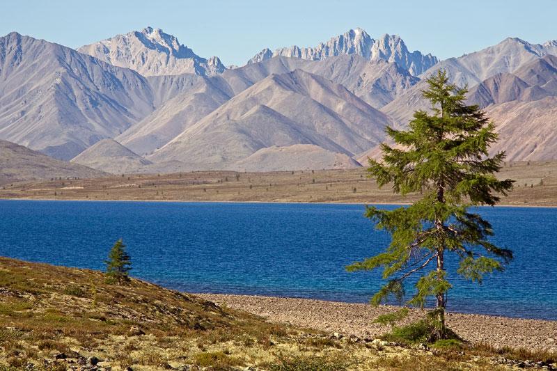 Якутия, Сунтар-Хаята, озеро Водораздельное, фотоэкспедиция, Сергей Карпухин