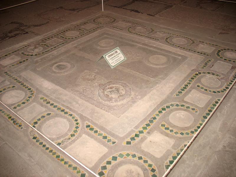 з експозиції музею омфалій
