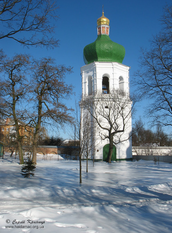 дзвіниця Єлецього монастиря