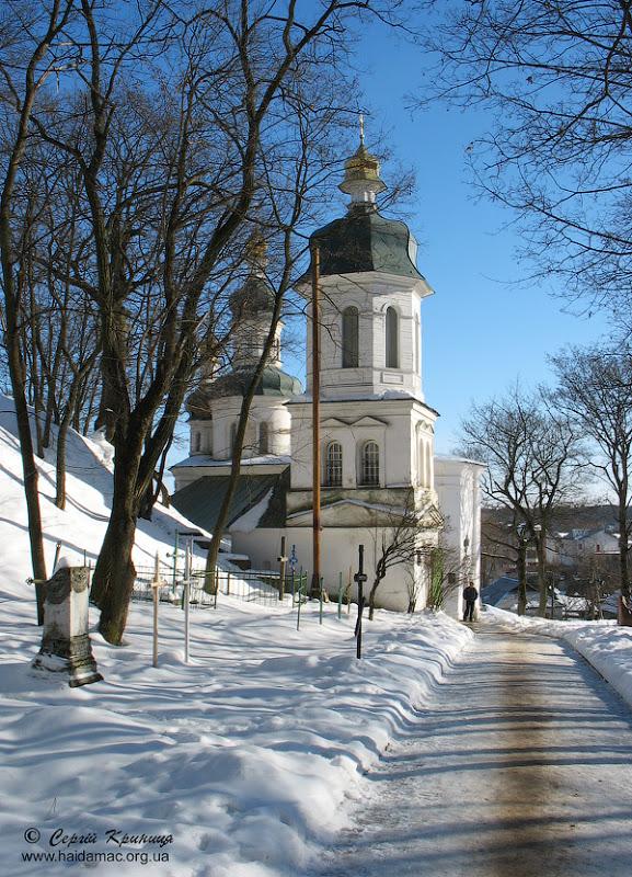 Іллінська церква наземна