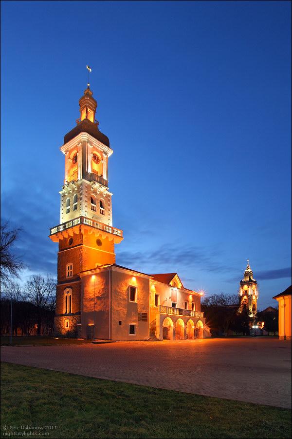 Каменец-Подольский, старый город, ратуша