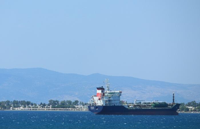 залив в Алиаге