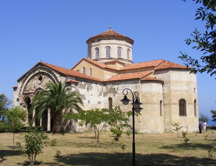 собор святой Софии в Трабзоне