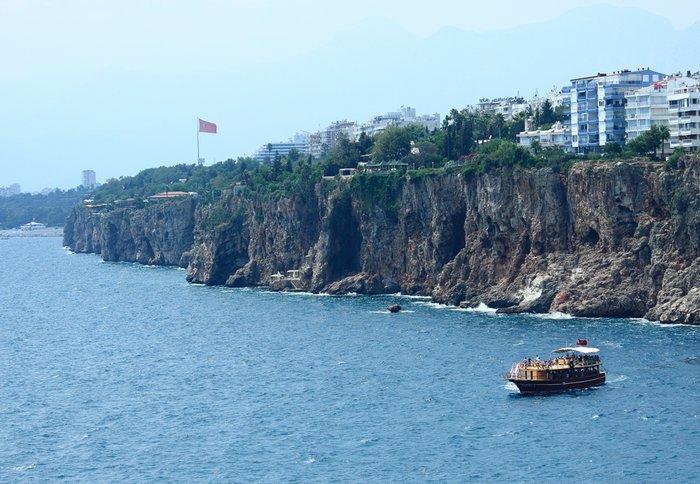 Средиземное море у Антальи
