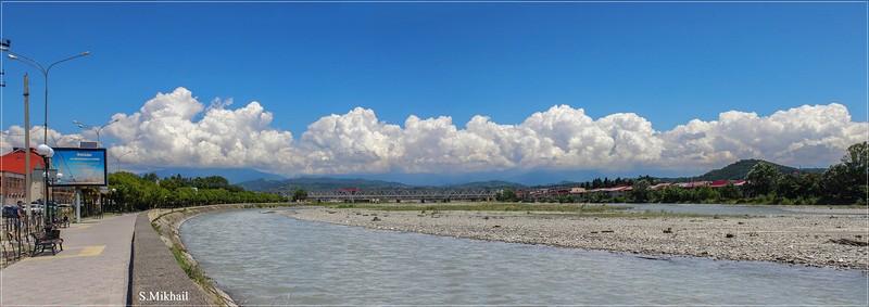 Река Мзымта