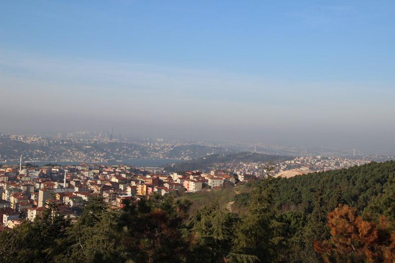 Стамбул: Большая и Малая Чамлыджа, как добраться