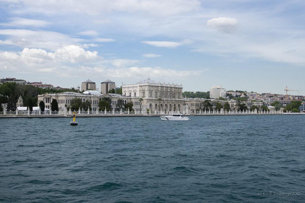 Три дня в Стамбуле