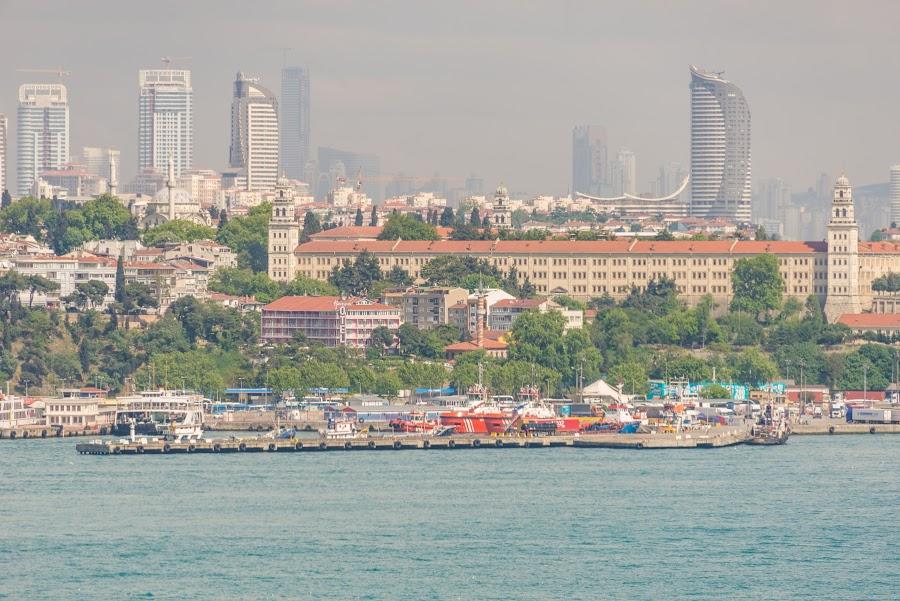 102 км за 4 дня или активный уикенд в Стамбуле. Май 2016 (много фото)