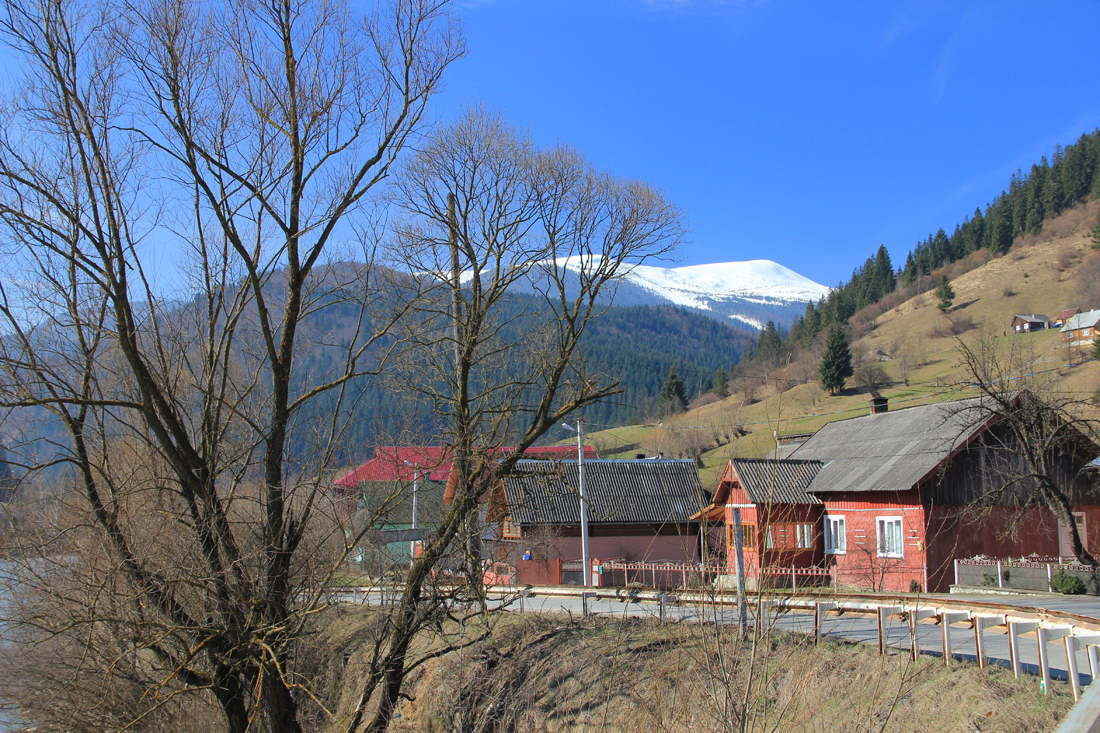 Март, лыжи, Карпаты... Мини-отчет о поездке в Буковель. Март 2016