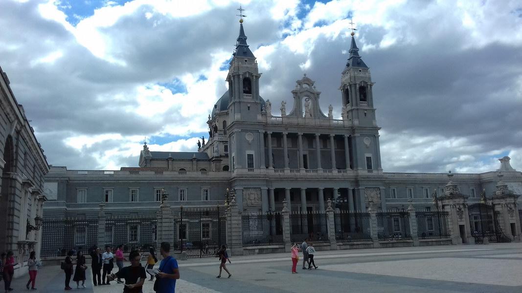 Впервые Испания 2016: Валенсия, Барселона, Мадрид