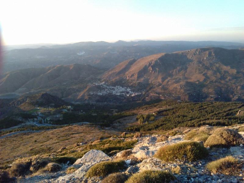 Испания 2015: Валенсия на великах + горная Сьерра Невада
