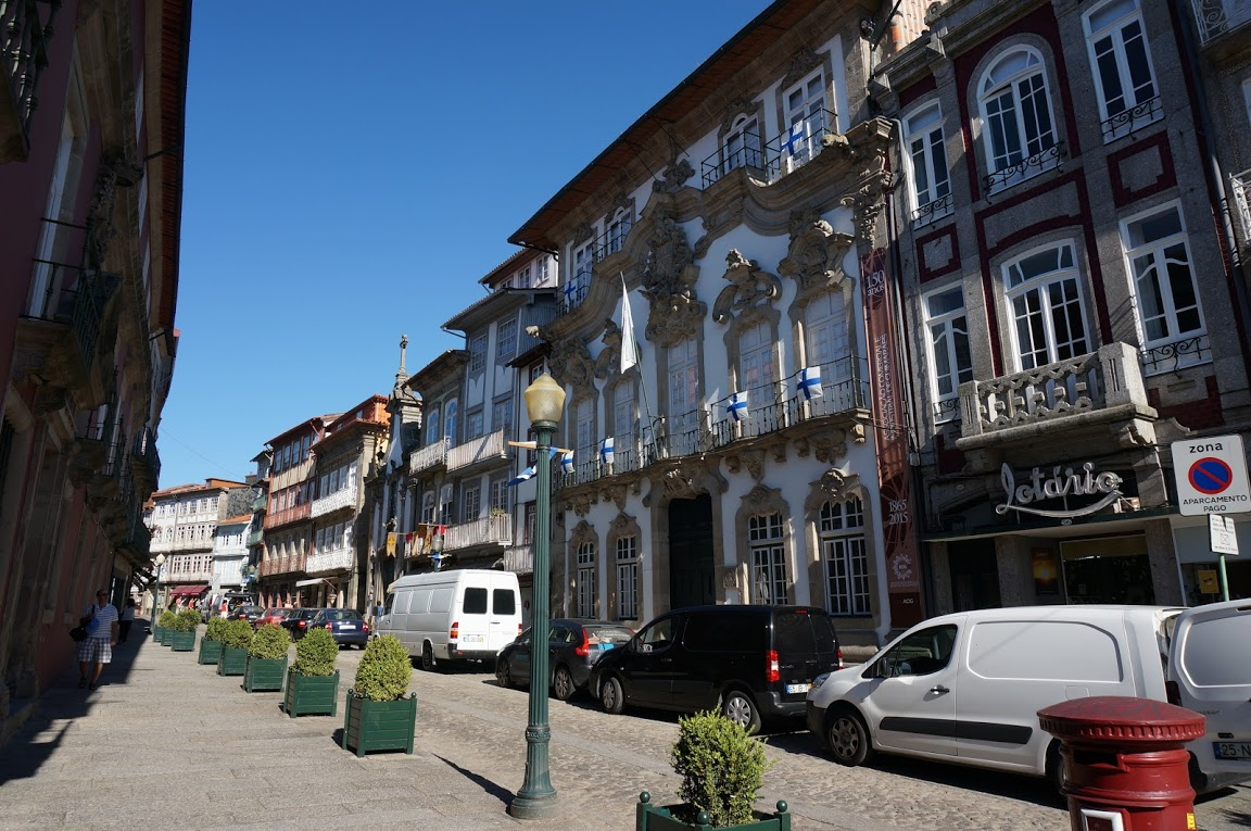 Северный регион Португалии, Кастилия и Леон, Галисия часть вторая