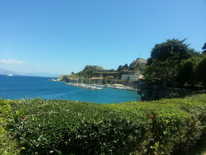Корфу 2016 семейный отдых, пляж, посещения. Понравилось на Корфу.