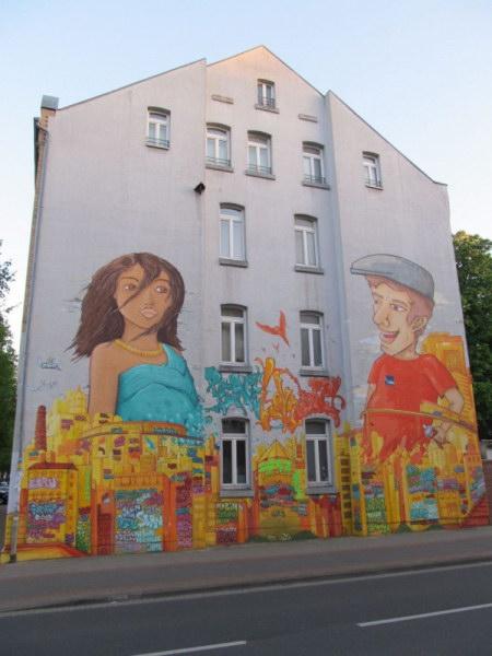 Дюссельдорф – Штадтолдендорф – Ганновер – Берлин. Такая разная Германия. Май 2015.