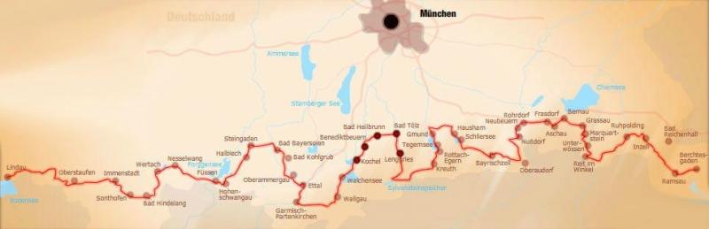Заманчивая Бавария в октябре. 2016